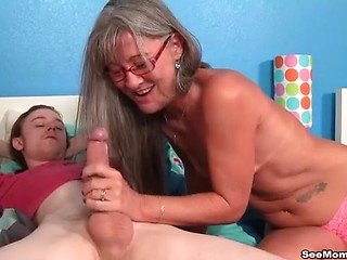 Tanned Naked Mom